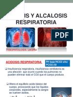 Acidosis y Alcalosis Respiratoria Falta Hacer