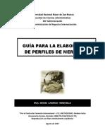 Perfil de Mercado v.4.