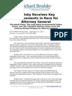 Brodsky Key Endorsements Release 9.10.10