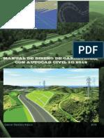Manual de Diseño Geometrico de Carreteras Con Autocad c3d