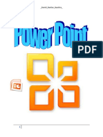 Microsoft Powerpoint Manual
