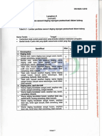 Score Sheet Rajungan Kaleng Pasteurisasi