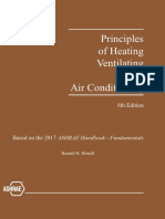 Principles of Heating Ventilating and Air Conditioning 8th Edition