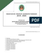 Perancangan Strategik AddMath 2016-2020