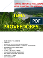Sesion n 2 Provedores