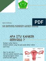 CA Serviks