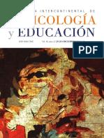235939422 Revista Intercontinental de Psicologia y Educacion Vol 16 Num 2