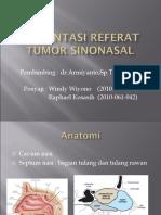 15.Refrat Tumor Sinonasal.ppt