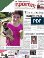 Fri Sept. 10, 2010 Cloverdale Reporter