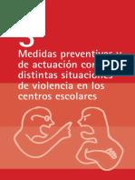 Medidas Preventivas Violencia