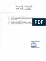 Security Policy APL