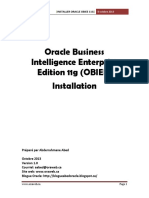 Installer Oracle OBIEE 11