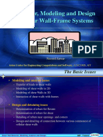 Behavior, Modeling and Design of Shear Wall-Frame Systems.ppt