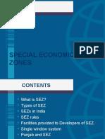 Special Economic Zones Ppt New (2)