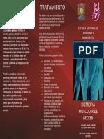 Distrofia Muscular Externo