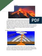 Bhs Inggris Volcano