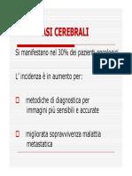 Metastasi cerebrali (1)