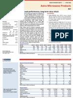 Astra Mico Report Nov16