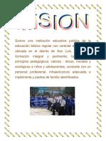 Mision de Los Educadores