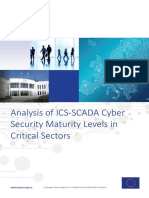 ICS-SCADA Maturity Models
