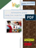 Lks Aritmatika Sosial