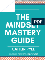 2nd Edition Mindset Mastery Guide