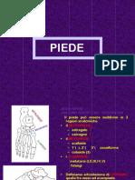 Radiologia Piede