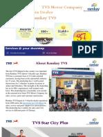 New TVS Star City Plus 110CC Bike On-Road Price in Chennai Rate List