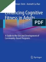 Paula E. Hartman-Stein - Asenath La Rue - Enhancing Cognitive Fitness in Adults