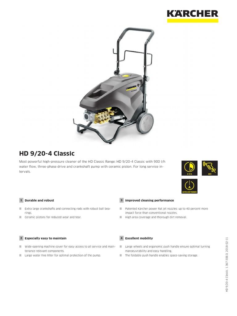 Karcher 4.111-029.0 1 M22AG-TR22AG Adapter