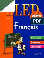 BLED - Français CE1 (7-8 Ans)