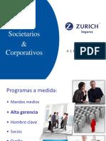 Seguros Societarios & Corporativos.