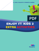 Enjoy It Kids 2-Extra Activities