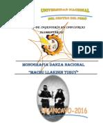 Monografia Danza Nacional