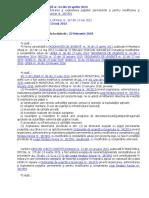 ORDONANŢĂ de URGENŢĂ Nr.34 Din 2013 Privind Organizarea, Administrarea Si Exploatarea Pajistilor Permanente Si Pentru Modificarea Si Completarea Legii Fondului Funciar Nr. 18.199