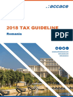 2018 Tax Guideline for Hungary