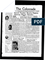 The Colonnade, June 3, 1939
