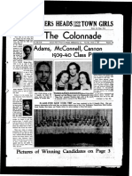 The Colonnade, March 4, 1939