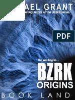 0.5- BZRK; Origins - Michael Grant