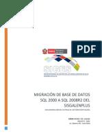 Migracion SQL 2000 a SQL 2008r2