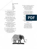 Elephant Saxe Version