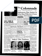 The Colonnade, May 9, 1942