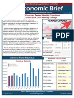 September 2010 Economic Brief
