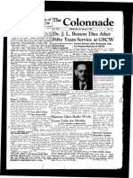 The Colonnade, January 16, 1943