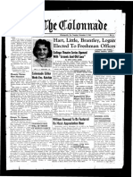 The Colonnade, November 9, 1943