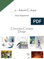 Premise – Interim Critque