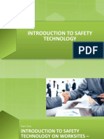 Introduction to Safety Technology
