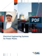 Brochure Electrical Systems Power Plants