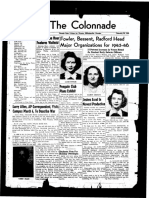 The Colonnade, February 22, 1945
