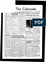 The Colonnade, March 7, 1945